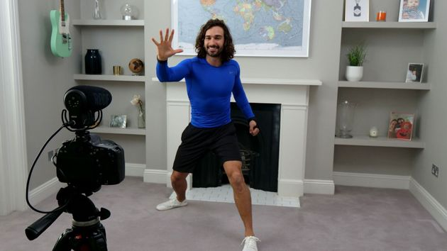Joe Wicks Donates All Advertising Revenue From His Daily PE Lessons To The NHS