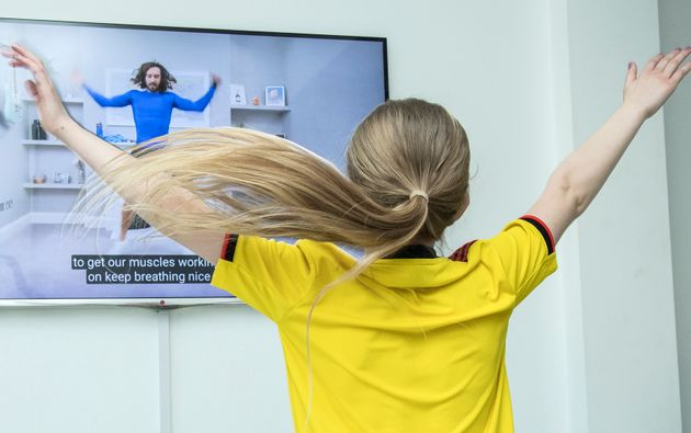 Joe Wicks Donates All Advertising Revenue From His Daily PE Lessons To The