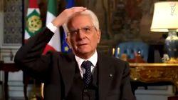 Cette phrase du président italien sur son coiffeur n'est pas passée