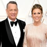 Tom Hanks, Rita Wilson Return To US Following Australia Coronavirus