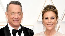Tom Hanks, Rita Wilson Return To US Following Australia Coronavirus
