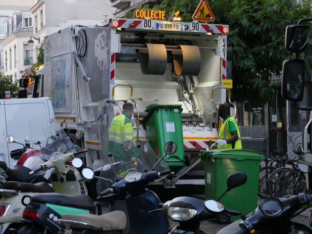 À Nantes, les éboueurs se sentent enfin reconnus face à la crise (photo prétexte...