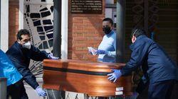 Espanha bate recorde e tem 832 mortes por Covid-19 em um