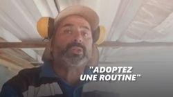 Ce mineur chilien, bloqué sous terre pendant 2 mois, a quelques conseils à donner aux