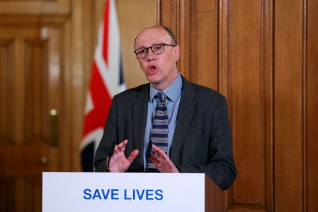 Keeping Coronavirus Deaths Under 20,000 Would Be Good Result, Says NHS Medical Director