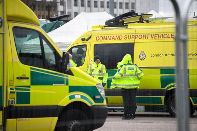 Επικεφαλής NHS: Αν οι θανατοι στη Βρετανία δεν ξεπεράσουν τις 20.000 θα τα έχουμε πάει