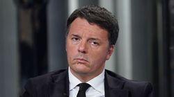 Matteo Renzi all'Huffpost: