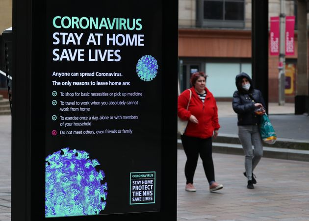 NHS To Send Coronavirus Check-In Text To Those In Self Isolation
