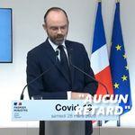 Édouard Philippe prévient que les 15 premiers jours d'avril seront