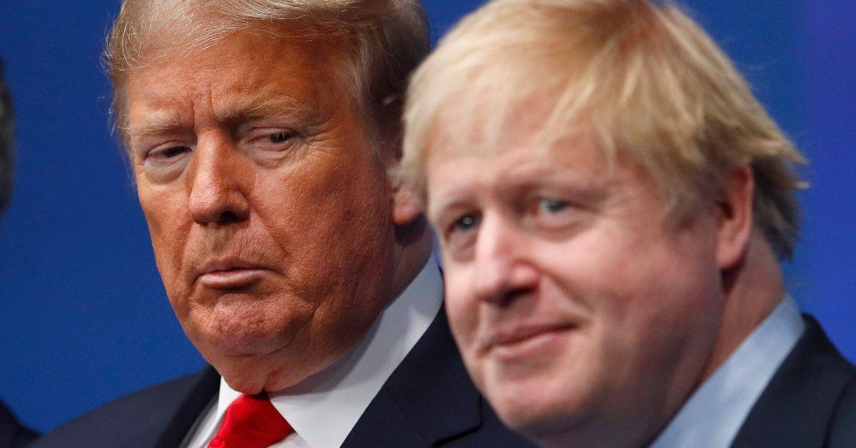 Donald Trump Says Boris Johnson Pleaded: 'We Need Ventilators'