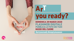 """ArT you ready?"" Un flashmob digitale per onorare il patrimonio"