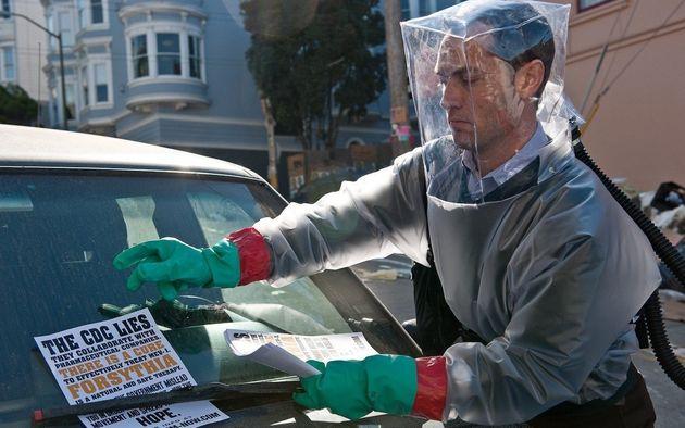 «Contagion»: Οι πρωταγωνιστές της ταινίας στέλνουν μήνυμα για τον