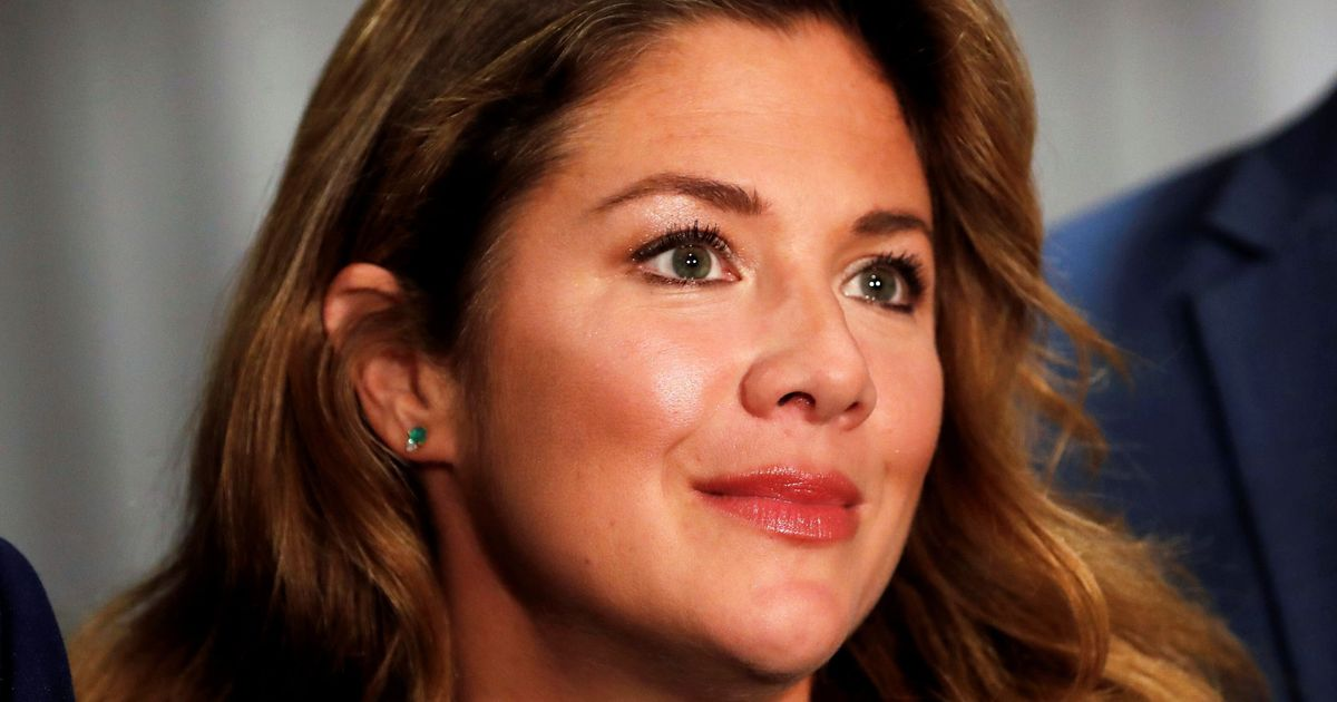 Sophie Grégoire Trudeau Feeling 'Much Better' After Coronavirus Battle