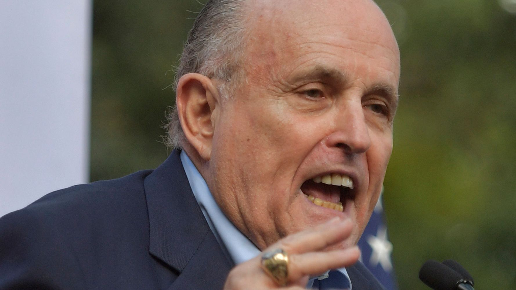 Twitter Deletes Fake COVID-19 Drug Tweet By Rudy Giuliani