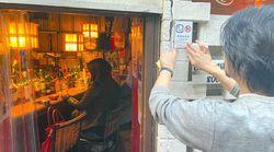 受動喫煙の規制逃れ? バーやスナック、例外施設に移行
