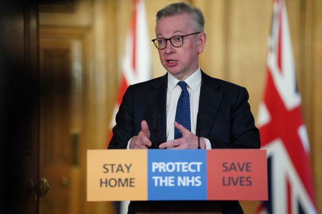 UK Coronavirus Lockdown Has No Fixed Length, Warns Michael Gove