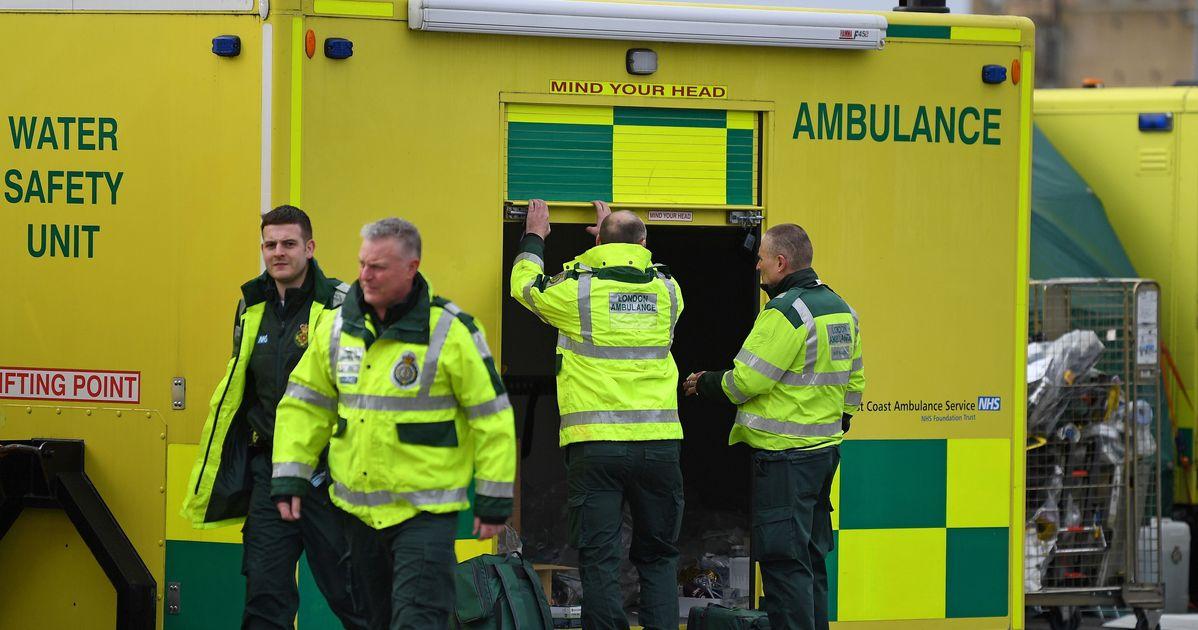 Coronavirus: UK Death Toll Rises By 209 To 1,228