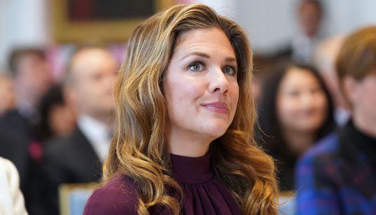 Sophie Grégoire Trudeau est