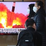 North Korea Test Fires Missiles Amid Worries About Coronavirus
