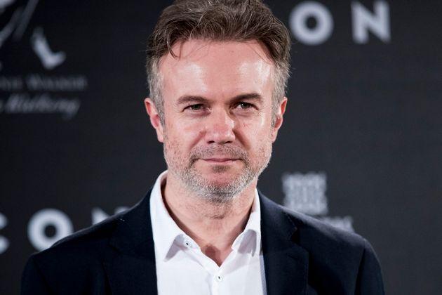 El actor Tristán