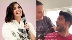 Demi Lovato Accidentally Makes It Instagram Official With Rumoured New
