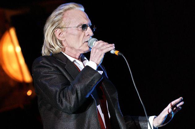 Le chanteur Christophe, 74 ans, a été admis en réanimation. Selon