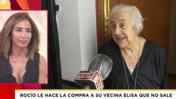Críticas a 'Socialité' por lo que hizo a una mujer de 91
