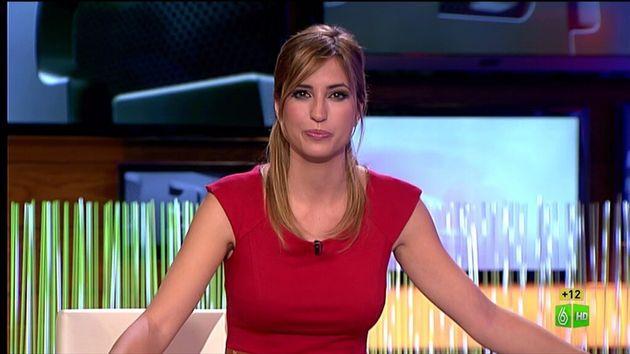 Sandra Sabatés, copresentadora de El
