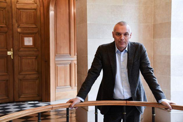 Jean-François Césarini, mort d'un cancer ce dimanche 29 mars, avait 49