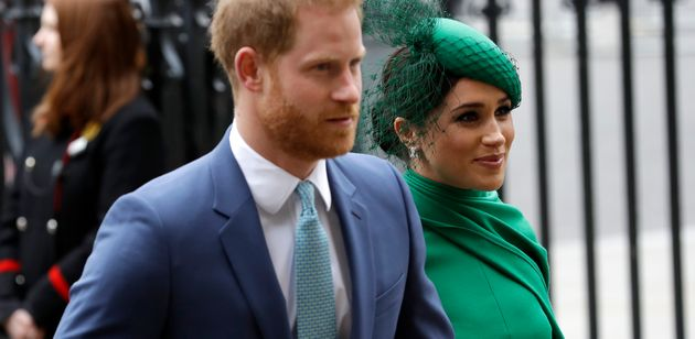 Donald Trump Hits Out At Reports Harry And Meghan Have Moved To The US