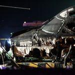 Un avion prend feu à l'aéroport de Manille, un Canadien parmi les