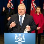 Doug Ford Draws Praise For His Response To COVID-19