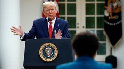 Trump Increases Hostility Toward Reporters Questioning His Handling Of Coronavirus