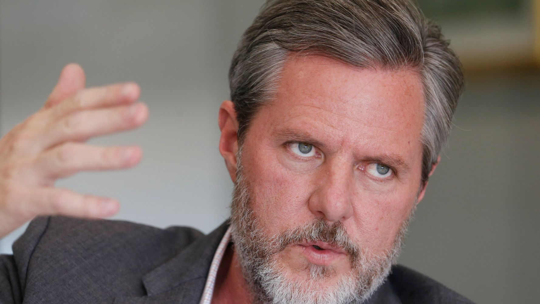 Liberty University's Jerry Falwell Jr. Gets Holy Hell As Students Fall Sick