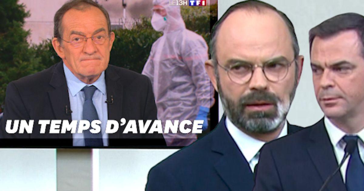 Jean-Pierre Pernaut avait un temps d'avance sur le gouvernement