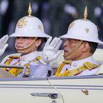 Le roi de Thaïlande se confine dans un hôtel de luxe avec son