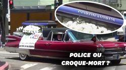 Pour inciter les Colombiens à respecter le confinement, la police se déplace... en