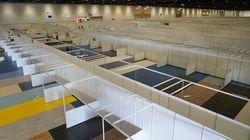 イギリス・新型コロナ感染者治療のために、元オリンピック会場を仮設病院として活用へ