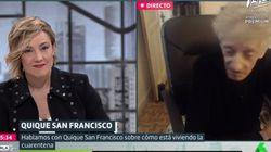 Las polémicas palabras de Enrique San Francisco sobre el Gobierno: 'trending topic' al