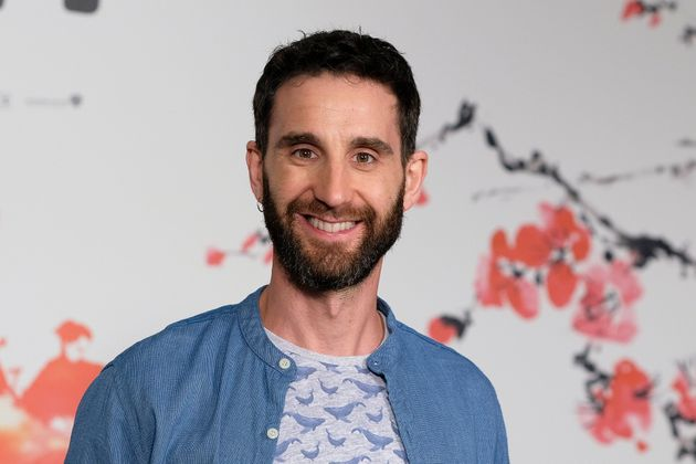 "Actor Dani Rovira attends ""Los Japon"" photocall at Hotel Urso on June 25, 2019 in Madrid, Spain...."