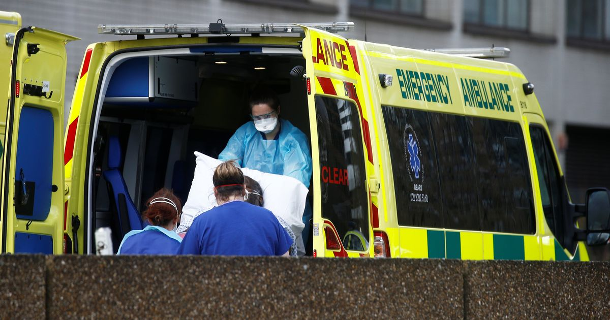 Coronavirus UK Death Toll Rises By 201 To 1,429