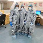 Meet The Nurses Risking Their Lives At The Coronavirus Frontline In