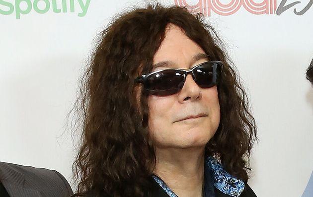 Alan Merrill, au mois de juin 2018 à New