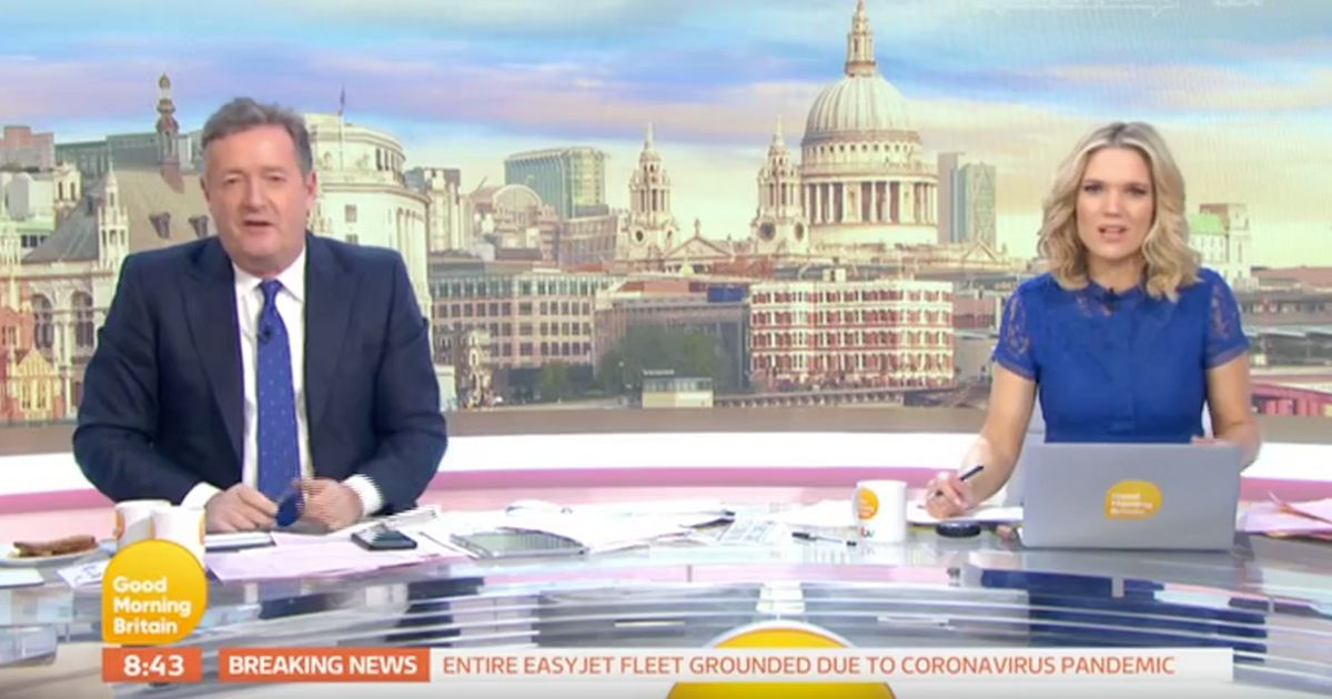Piers Morgan's Rude Birthday Message From Vinnie Jones Sparks 'Offended' Row At Good Morning Britain