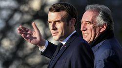 Bayrou affirme que Macron voulait reporter le 1er tour des