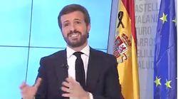"""Casado: el PP no puede seguir """"remando en la misma"""