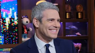 WATCH WHAT HAPPENS LIVE WITH ANDY COHEN -- Episode 17053 -- Pictured: Andy Cohen -- (Photo by: Charles Sykes/Bravo/NBCU Photo Bank via Getty Images)