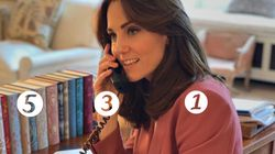 Los detalles más comentados (y también los más criticados) de la foto de Kate Middleton en su