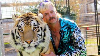 "Joe Exotic in ""Tiger King"""