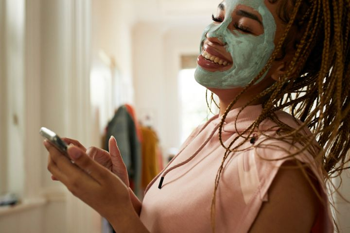 During these difficult times, a beauty routine might be the last thing on your mind. However, setting aside some time for self-care can be a healthy way to destress and feel more like yourself.